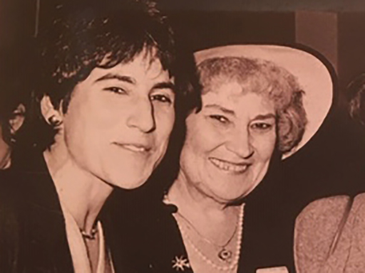 Dining Out with Bella Abzug