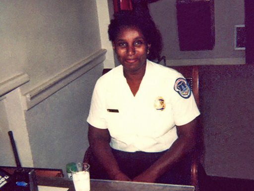 On Being the First African-American Woman on the Force