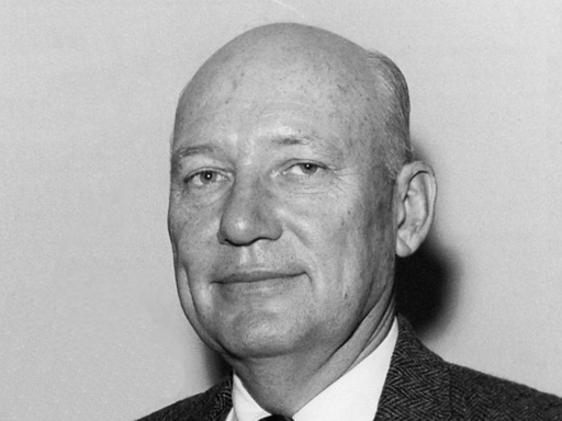 Congressman Merlin Hull of Wisconsin