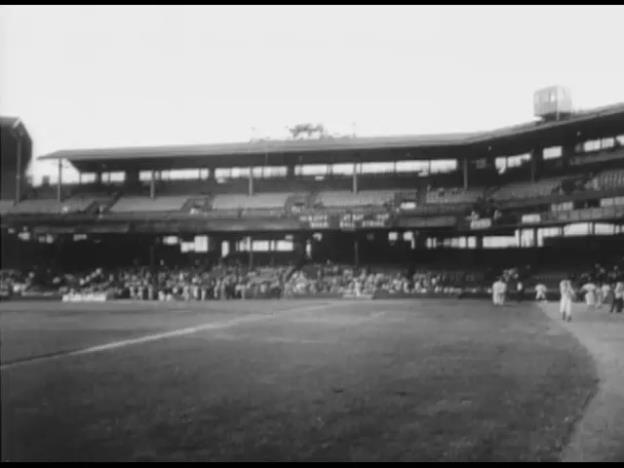 Congressional Baseball Game 1956