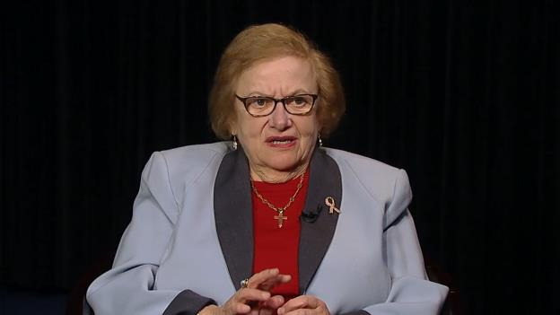 Congresswoman Sala Burton