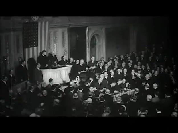 U.S. Declarations of War in 1941