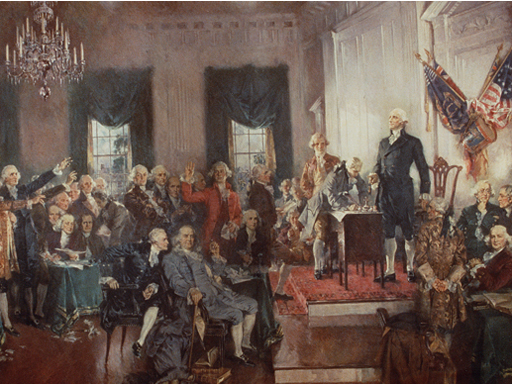 Signing of the Constitution