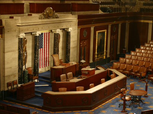 A Curator's Look at the House Chamber