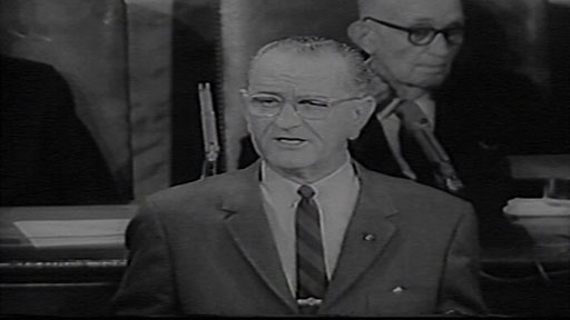 President Lyndon B. Johnson's 1966 State of the Union Address