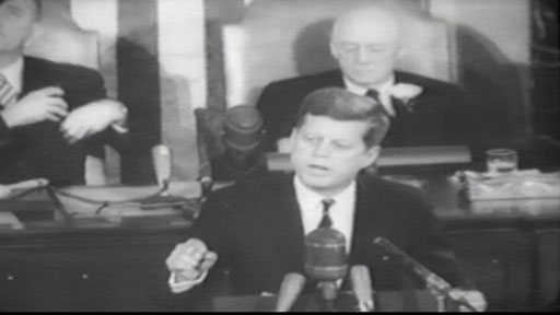 President John F. Kennedy's 1961 State of the Union Address